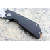 FOLDING FLIPPER KNIFE | HEAVY DUTY | CERAMIC BALL BEARINGS | G10 | D2