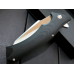 HEAVY DUTY 'SNAKE HEAD' FOLDING FLIPPER KNIFE | G10 | ONE-HAND-OPEN